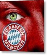 Go Fc Bayern Munchen Metal Print