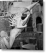 Go Figurehead Metal Print