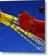 Go Fly A Kite 6 Metal Print