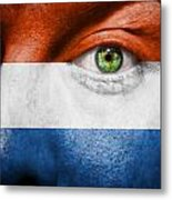 Go Holland Metal Print