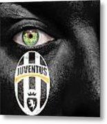 Go Juventus Metal Print