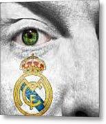 Go Real Madrid Metal Print