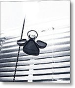Go To The Light Metal Print