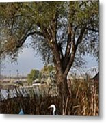 Go To The River Metal Print