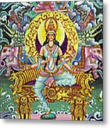 Goddess Of Asia Metal Print