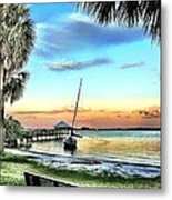 God's Country IIi Metal Print