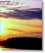 Gods Creation Metal Print by Jose Lopez