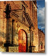 God's House Metal Print