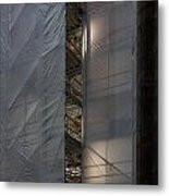 Gods Works Are Secret. Duomo. Milano Milan Metal Print