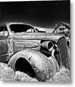 Goin' Nowhere Metal Print