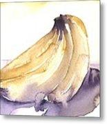 Going Bananas 1 Metal Print