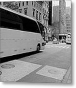 Going Fast Metal Print