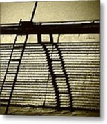 Going Nowhere Quick Metal Print