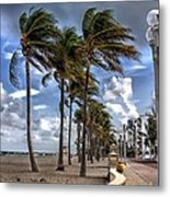 Going Through Florida Metal Print