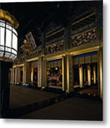 Golden Altar Of Kyoto Metal Print