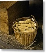 Golden Harvest Metal Print