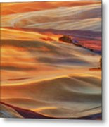 Golden Palouse Metal Print
