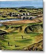 Clare  Golf At Lahinch Gc Metal Print