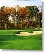 Golf Course, Great Bear Golf Club Metal Print