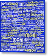 Gone Fishing 20130622 Metal Print
