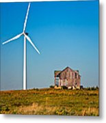 Gone With The Wind 2 Metal Print