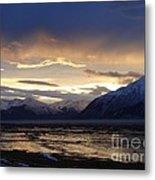 Good Morning Alaska Metal Print