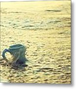 Good Morning Beach Bum Metal Print