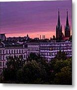 Good Morning Berlin Metal Print