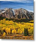 Good Morning Colorado Metal Print
