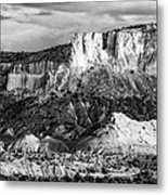 Good Morning Ghost Ranch - Abiquiu New Mexico Metal Print