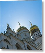 Good Morning History - Featured 2 Metal Print