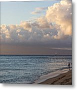 Good Times On Maui Metal Print