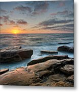 Goodnight Windnsea Metal Print