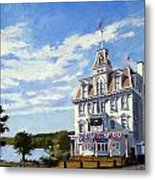 Goodspeed Opera House East Haddam Connecticut Metal Print