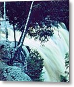 Gooseberry Falls - Minnesota Metal Print