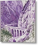 Gorges Kerrata Metal Print