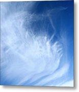 Gossamer Sky Metal Print