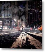 Gotham - Breaking Dawn Metal Print