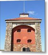 Gothenburg Fortress 07 Metal Print
