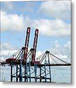 Gothenburg Harbour 08 Metal Print