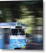 Gothenburg Tram 05 Metal Print