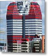 Gothenburg Utkiken Tower 06 Metal Print