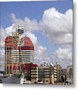 Gothenburg Utkiken Tower 07 Metal Print