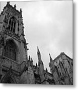 Gothic Appearance Metal Print