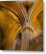 Gothic Impression Metal Print