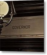 Governor Office Metal Print