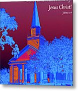 Grace And Truth Metal Print