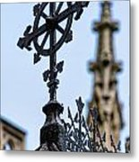 Grace Church Metal Print