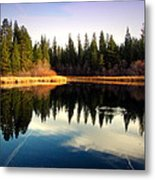 Grace Lake Northern California Metal Print