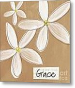 Grace Metal Print